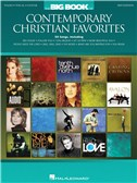 The Big Book Of Contemporary Christian Favorites - 3rd Edition