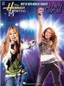Hannah Montana/Miley Cyrus: Best of Both Worlds Concert (PVG)