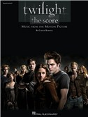 Carter Burwell: Twilight - The Score (Piano Solo)