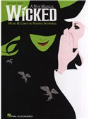 Wicked: Big Note Piano Vocal Selections