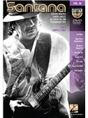 Guitar Play-Along DVD Volume 36: Santana