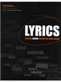 Rikky Rooksby: Lyrics - Writing Better Words For Your Songs
