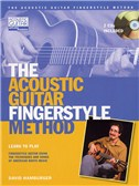 The Acoustic Fingerstyle Method (Book And 2 CD