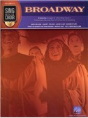 Sing With The Choir Volume 2 : Broadway (Book And CD)