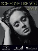 Adele: Someone Like You (Piano/Vocal)