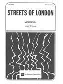 Ralph McTell: Streets Of London (SATB)