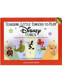 Teaching Little Fingers To Play Disney Tunes (Book/CD)