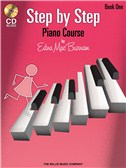 Edna Mae Burnam: Step By Step Piano Course - Book 1