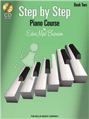 Edna Mae Burnam: Step By Step Piano Course - Book 2
