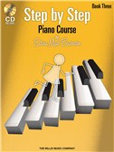 Edna Mae Burnam: Step By Step Piano Course - Book 3
