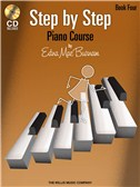 Edna Mae Burnam: Step By Step Piano Course - Book 4