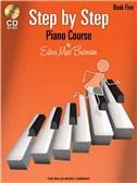 Edna Mae Burnam: Step By Step Piano Course - Book 5