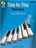 Edna Mae Burnam: Step By Step Piano Course - Book 6