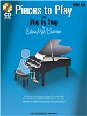 Edna Mae Burnam: Step By Step Pieces To Play - Book 6