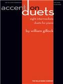 William Gillock: Accent On Duets