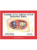 Teaching Little Fingers To Play Broadway Songs (Book Only)