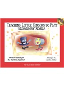 Teaching Little Fingers To Play Broadway Songs (Book/CD)