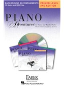 Piano Adventures - Primer Level Lesson Book (CD Only)