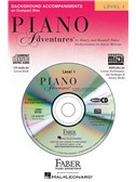 Piano Adventures®: Lesson Book - Level 1 (CD)