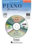 Piano Adventures®: Lesson Book - Level 2A (CD)