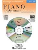 Piano Adventures - Lesson Book CD Level 2B