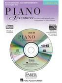 Piano Adventures - Lesson Book CD Level 3B
