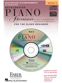 Nancy & Randall Faber: Accelerated Piano Adventures® Lesson Book 2 - CD