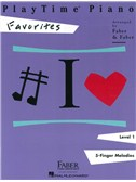 PlayTime Piano Favorites: Level 1