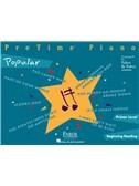 PreTime Piano: Popular