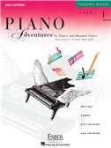 Piano Adventures: Level 1 - Theory Book (2nd Edition)