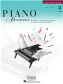 Piano Adventures: Level 3A - Lesson Book (2nd Edition)