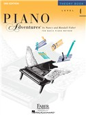 Piano Adventures: Level 4 - Theory Book