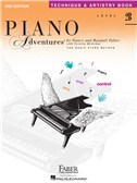 Faber Piano Adventures: Level 2B - Technique And Artistry Book (2nd Edition)