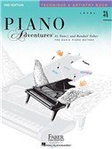Faber Piano Adventures: Level 3A - Technique & Artistry Book (1st Edition)