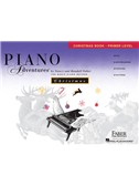 Piano Adventures©: Christmas Book - Primer Level