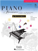 Piano Adventures: Level 2A - Christmas Book
