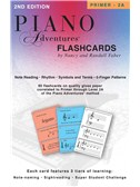 Piano Adventures: Flashcards In-a-Box
