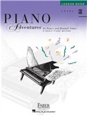 Faber Piano Adventures: Level 3B - Lesson Book