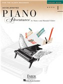 Accelerated Piano Adventures for the Older Beginner - Theory Book 1