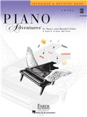 Faber Piano Adventures: Level 3B - Technique & Artistry Book