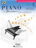 Faber Piano Adventures: Level 2A - Gold Star Performance (Book/CD)