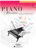 Faber Piano Adventures: Sightreading Book - Level 1