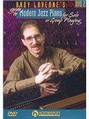 Andy LaVerne's Guide To Modern Jazz Piano - Volume 2 (DVD)