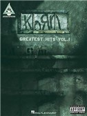 Korn: Greatest Hits Volume 1 (Guitar Recorded Versions)