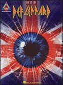 Def Leppard: The Best Of.... Guitar Tab Sheet Music