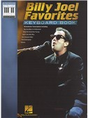 Billy Joel: Favorites - Keyboard Book