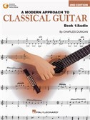 A Modern Approach To Classical Guitar: Book 1 (Book/Online Audio)
