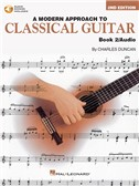 A Modern Approach To Classical Guitar: Book 2 (Book/Online Audio)