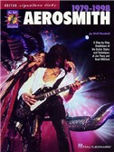 Guitar Signature Licks: Aerosmith 1979-1998
