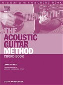 The Acoustic Guitar Method - Chord Book